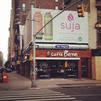 Photo taken at Caffé Bene by JJ H. on 9/2/2013