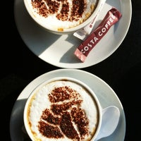 Photo taken at Costa Coffee by Praveen on 1/27/2013