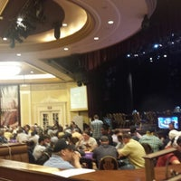 Photo taken at The Theatre at Harrah's New Orleans Casino by Matt P. on 5/16/2014