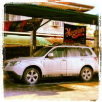 Photo taken at Auto Bhan Car Wash by Bodeck F. on 3/2/2013