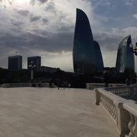 Снимок сделан в Нагорный парк пользователем suleyman u. 5/28/2013