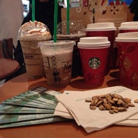 Photo taken at Starbucks by Amna A. on 11/20/2013