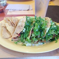 Photo taken at Cactus Taqueria by Alex H. on 7/9/2013