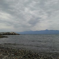 Photo taken at Lido Polo Nord by Margherita A. on 9/5/2013