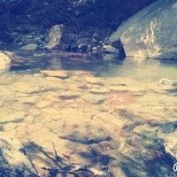 Photo taken at Zeytinli Deresi by Selin Eylem A. on 7/28/2014