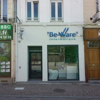 Photo taken at Be-Ware Informatique by Jean-Michel G. on 6/13/2013