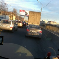 Photo taken at Казачий мост by Михаил М. on 12/28/2015