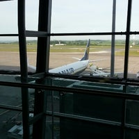 Photo taken at Gate 5 by Jorge O. on 6/27/2013