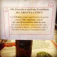 Foto scattata a Antica Trattoria alla Fossetta da Alessandro C. il 3/12/2014