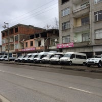 Photo taken at Samsun - İstanbul Yolu by Kerim A. on 3/11/2015