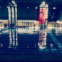 10/10/2013にYavuzcan G.がİTÜ Olimpik Yüzme Havuzuで撮った写真