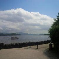 Photo taken at Loch Lomond by Malak ✨. on 7/6/2013