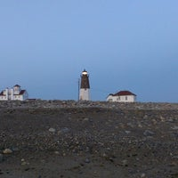 Photo taken at Point Judith Light House by Shawn T. on 6/1/2013