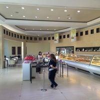 Photo taken at Al Baba Sweets Saida by NoGarlicNoOnions on 5/10/2013