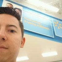Photo taken at Walmart Supercenter by Jorge B. on 8/5/2016