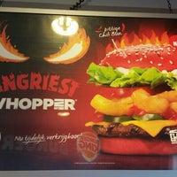 Das Foto wurde bei Burger King von Geert H. am 4/12/2016 aufgenommen