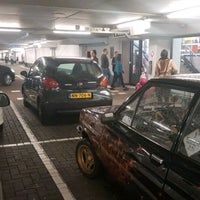Photo taken at Parkeergarage Dukenburg by Geert H. on 4/1/2017