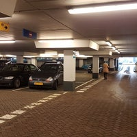 Photo taken at Parkeergarage Dukenburg by Geert H. on 1/4/2018
