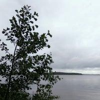 Photo taken at Угличское водохранилище by Витте Адам on 9/16/2017