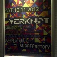Photo taken at Sugarfactory by Natasha (Lady Sexpot) S. on 10/20/2012
