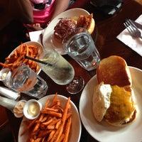 Photo taken at two8two Bar & Burger by Richardo J. on 4/13/2013