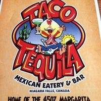 Photo taken at Taco 'N' Tequila by Richardo J. on 3/15/2013