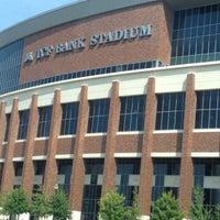 Photo taken at TCF Bank Stadium by Bob R. on 8/29/2013