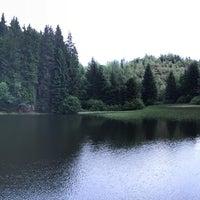 Photo taken at Horký rybník by Karel R. on 7/4/2017