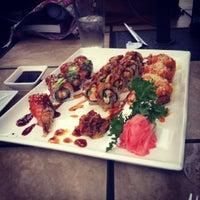 Photo taken at Wakame Sushi & Asian Bistro by McKenna C. on 6/8/2013