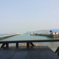 Photo taken at ครัว ไอทะเล by Ananchai B. on 1/25/2014