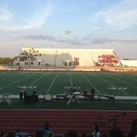 Photo taken at Leo Buckley Stadium by Dephy on 8/25/2013