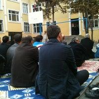 Photo taken at Dörtyol Camii by Soner S. on 10/25/2012