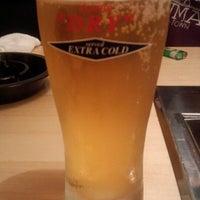 Photo taken at 勝馬 by kumi on 7/14/2013