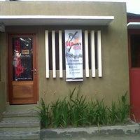 Photo taken at Up down music studio by Rangga T. on 8/27/2014