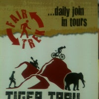 Photo taken at Tiger Trail outdoor adventures-laos by Pune S. on 6/24/2013