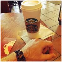 Photo taken at Starbucks by Add i. on 2/4/2014