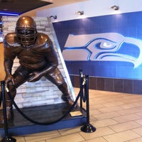 Photo taken at Seattle Seahawks 12 Club by AchiravicH S. on 5/29/2013