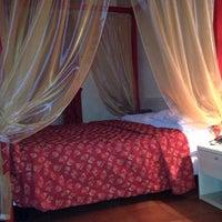Photo taken at Hotel Caesar Prague by Денис А. on 5/4/2014