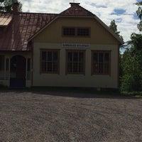 Photo taken at Kärkölän Kyläkoulu by Pilvi N. on 6/16/2014