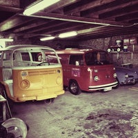 Photo taken at Aircooled Lounge by Markus K. on 6/29/2013