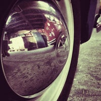 Photo taken at Aircooled Lounge by Markus K. on 7/21/2013