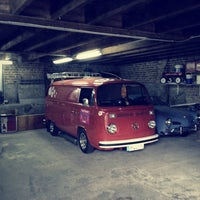 Photo taken at Aircooled Lounge by Markus K. on 6/1/2013