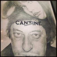 Photo taken at Cantine Parisienne by Ana L. on 4/7/2013