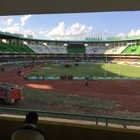 Photo taken at The Safaricom Stadium by leakey on 10/3/2015