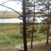 Photo taken at Санаторий Мокша by Yulya on 8/27/2014