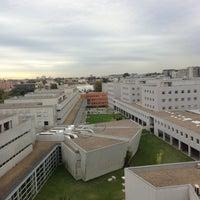 Photo taken at Biblioteca da FEUP by Rafael D. on 10/29/2012