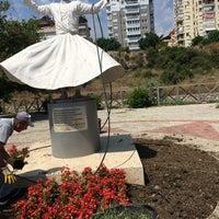 Photo taken at Mevlana Parkı by Özkan K. on 6/25/2018