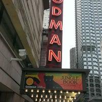 Photo taken at Goodman Theatre by P J. on 7/26/2013