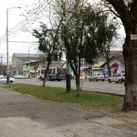 Photo taken at Индустриальная улица by Alexey O. on 4/5/2014