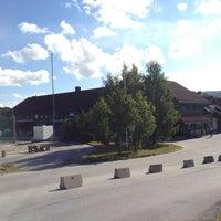Photo taken at Geilohallen by Jan Helge M. on 8/24/2013